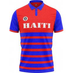POLO HAITI MANCHES COURTES...