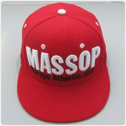 CASQUETTE HOROYA A.C ROUGE...