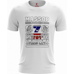T-SHIRT MAYOTTE MANCHES...