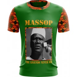 T-SHIRT AHMED SEKOU TOURE MASSOP