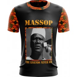 T-SHIRT MASSOP AHMED SEKOU TOURE