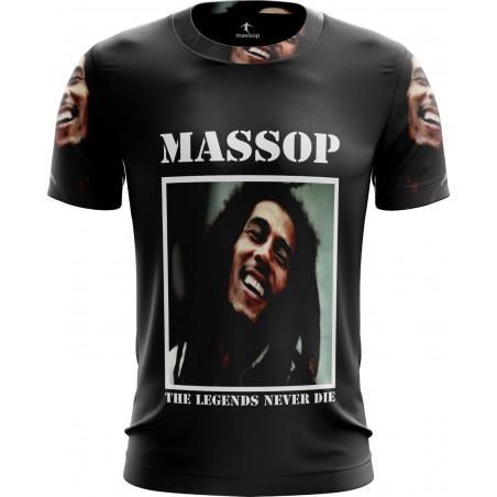 T-SHIRT BOB MARLEY MASSOP
